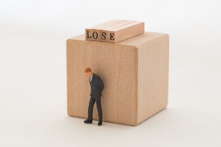 stumble: The businessman who failed