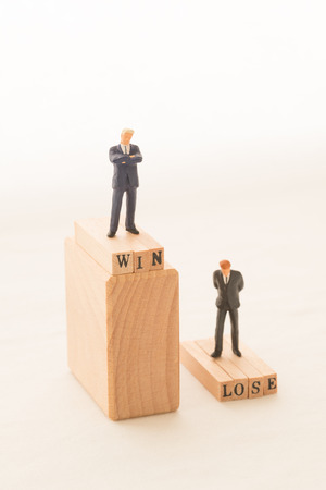 loser: The winner and loser