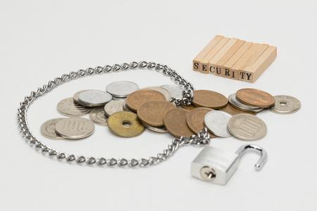 eliminate: Security image Stock Photo