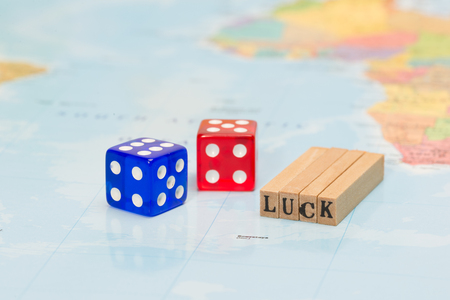 Luck and World Maps