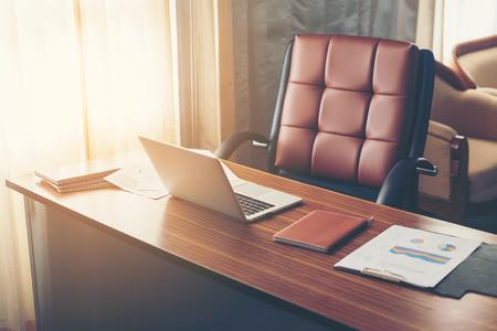Executive Desk.