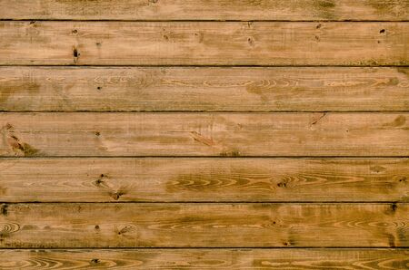wood texture. horizontal wooden slats.