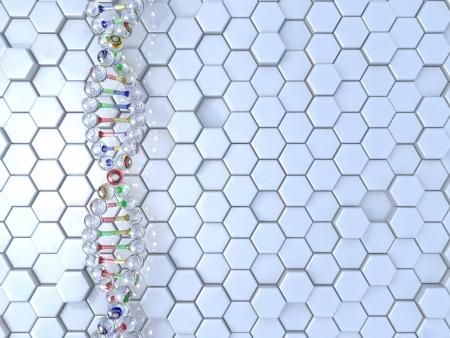 DNA Stock Photo - 21719326
