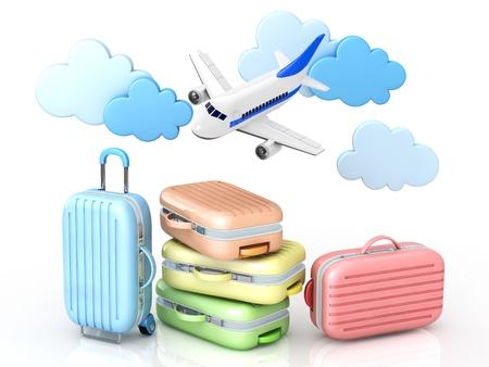 overseas: travel Stock Photo