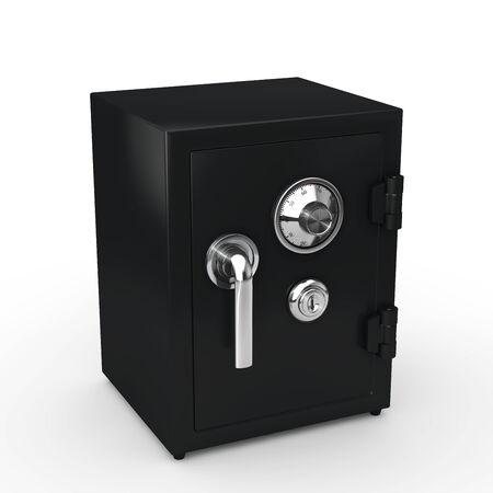 caja fuerte: Caja de seguridad