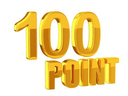 로열티 프로그램 100 포인트
