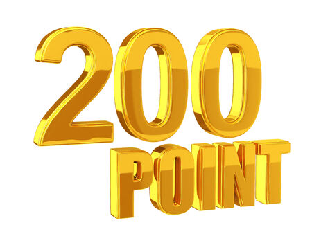 scores: Loyalty Program 200 points