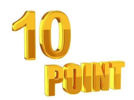 忠誠プログラム 10 ポイント