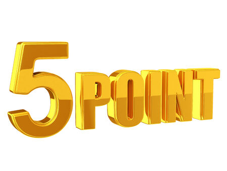 Loyalty Program 5 points photo