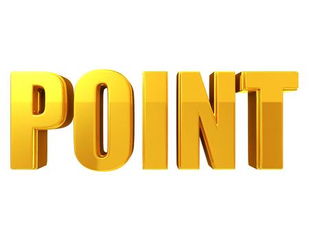 Points photo