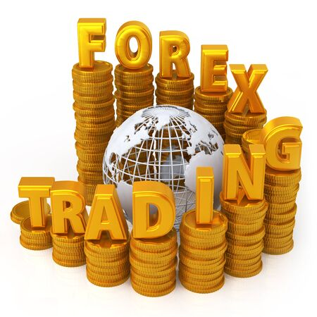 foreign exchange: foreign exchange concept