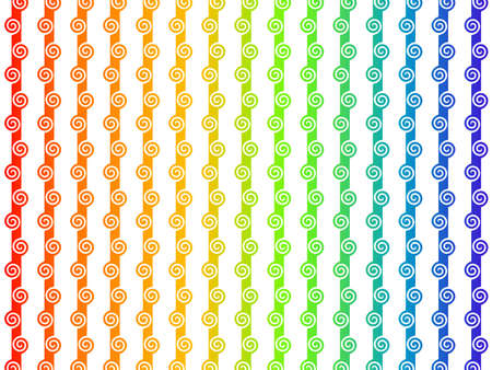 pattern of vertical stripes