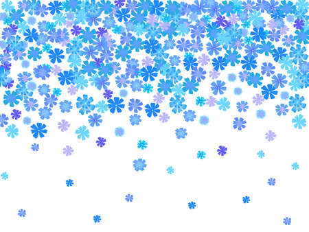 bright floral background. illustration Stock Vector - 7986716