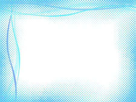 abstract light halftone background Illustration