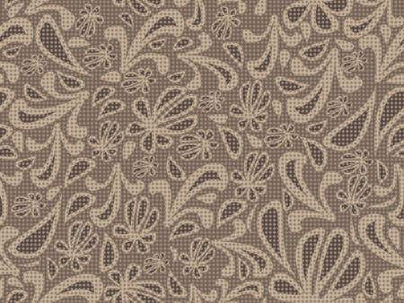 seamless abstract pattern. illustration Illustration