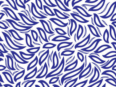 seamless pattern on a white background Stock Vector - 7986507