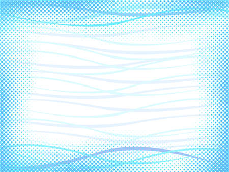 turquoise background: vector abstract light halftone background