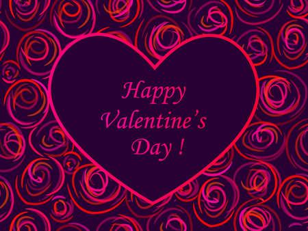 valentine Stock Vector - 14851473
