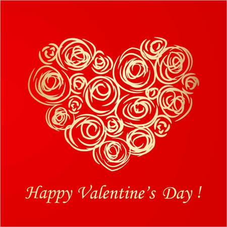 valentine Stock Vector - 14851459