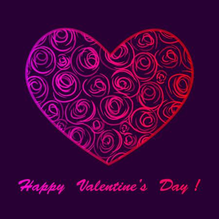 valentine Stock Vector - 14851442