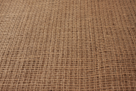 brown texture of the new natural burlap photo