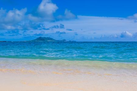Oahu: Lanikai in Oahu Island