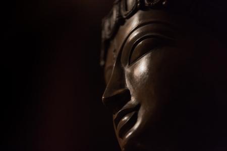 Statue of Buddhist Stock Photo