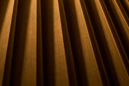 to shade: lamp shade Stock Photo