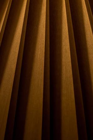 pleat: lamp shade Stock Photo