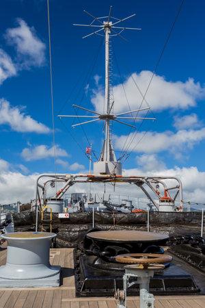 battleship: USS Missouri Battleship