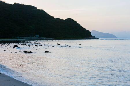hainan island beach in china