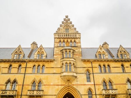 oxford university, queens college, uk