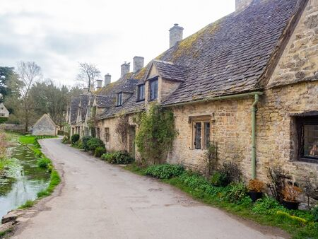 view of cotswolds in uk