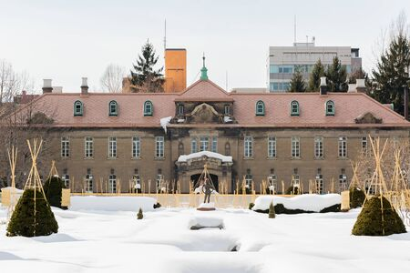 sapporo city museum, former sapporo court of appeals