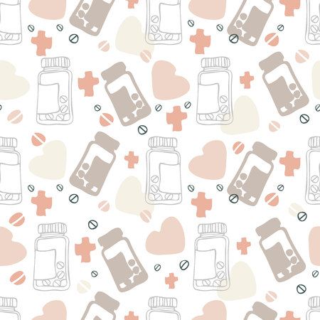 The pattern is suitable for use in textiles, advertising, wrapping paper, children s fashion.