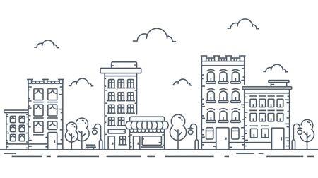 Gebäude Stadtlinie