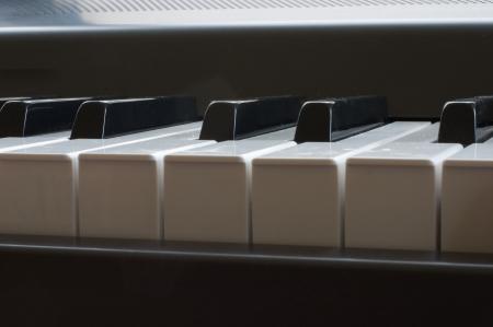 Piano keyboard Reklamní fotografie