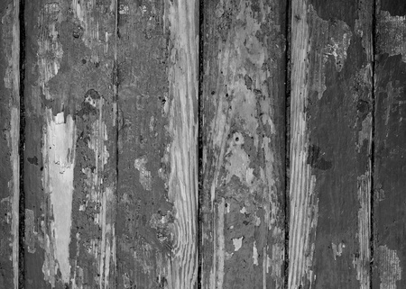 Old wooden planks worn time Stock Photo