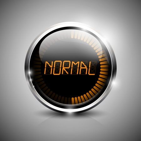normal: Normal electronic symbol