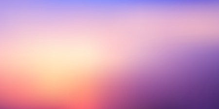 Purple blue yellow abstract blurred background