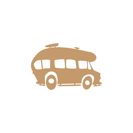 Freizeitfahrzeuge Standard-Bild - 36927800