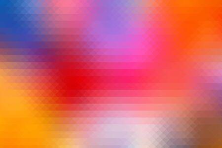 triangular: Abstract triangular mosaic colorful background
