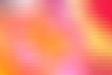 Abstract triangular mosaic colorful background
