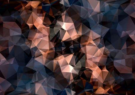 triangular: triangular background