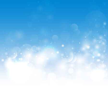 Abstract winter background. snow background. Illustration