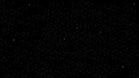 Star on a black background. Star Sky