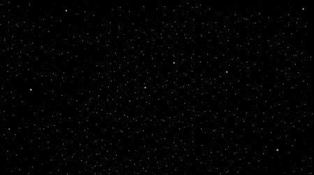 Star on a black background. Star Sky