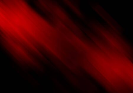 blurred motion: Red and black background blurred motion. Abstract blurred background Stock Photo