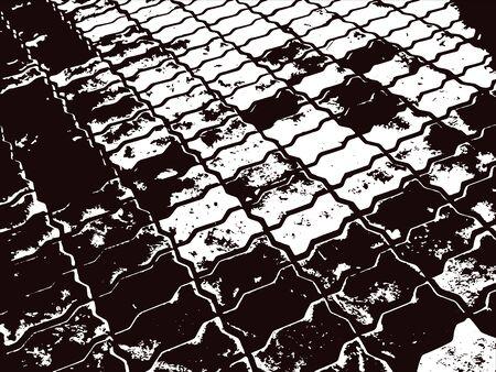paving tiles: paving tiles