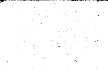 Dust dirt specks on a white background isolated Illustration